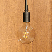 Menu Žárovka Globe Bulb LED, 95 mm, Clear - DESIGNSPOT