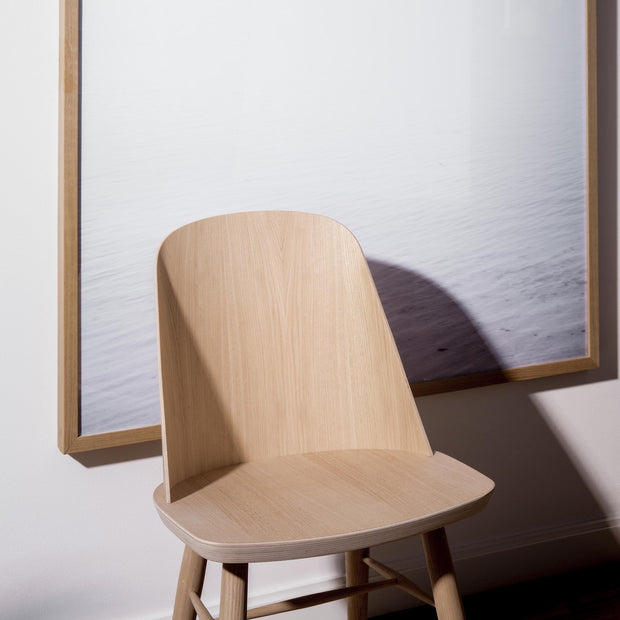 Menu Židle Synnes Chair, Natural Oak - DESIGNSPOT