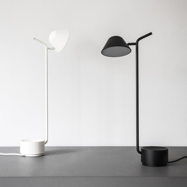 Menu Stolní lampa Peek Table Lamp, Black - DESIGNSPOT