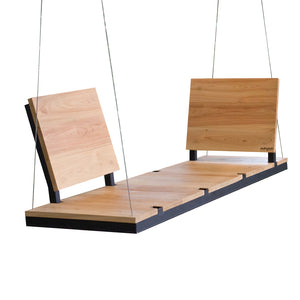 Modular Swing | Powder-Coat Black