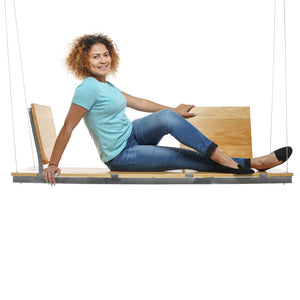Modular Swing | Polished Aluminum
