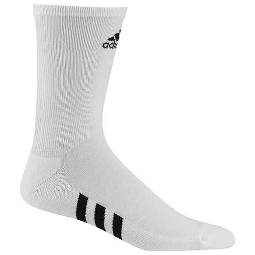 Adidas 3-pack golf crew socks
