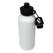 Load image into Gallery viewer, SUBLI STUFF Personalised Drinks Bottle with two tops