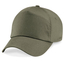 Load image into Gallery viewer, Beechfield Junior Original 5-panel cap