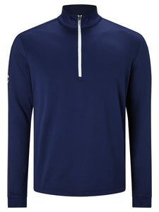 Callaway Stretch waffle pullover