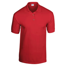 Load image into Gallery viewer, GILDAN Dryblend Knit Polo Shirt