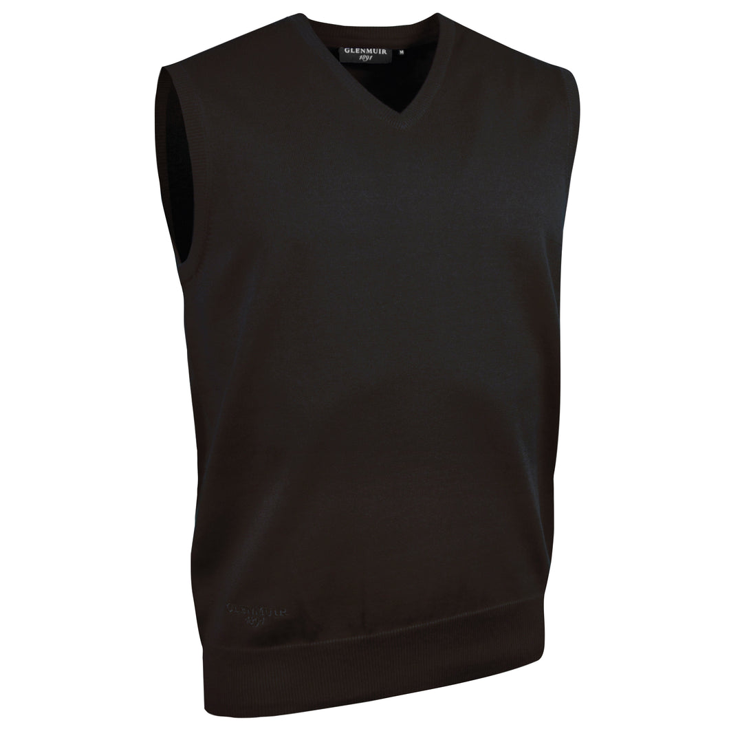 Glenmuir Thornton cotton v-neck slipover