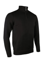 Load image into Gallery viewer, Glenmuir Devon zip-neck cotton sweater