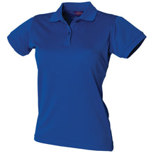 Load image into Gallery viewer, HENBURY Women's Coolplus® polo shirt