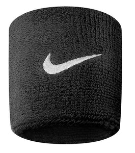 Nike Swoosh wristbands (one pair)