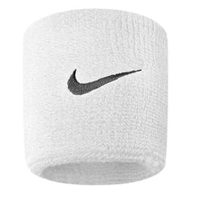 Load image into Gallery viewer, Nike Swoosh wristbands (one pair)