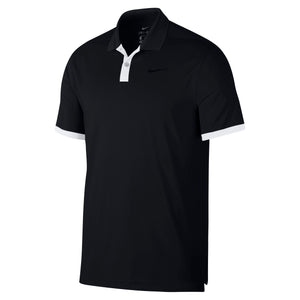 Nike Dry vapour colour block polo