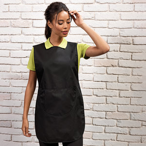 PREMIER Long length pocket tabard with Logo