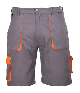 PORTWEST Contrast shorts With Logo