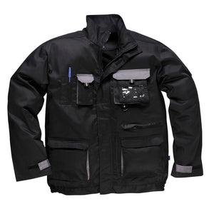 PORTWEST Contrast jacket with logo