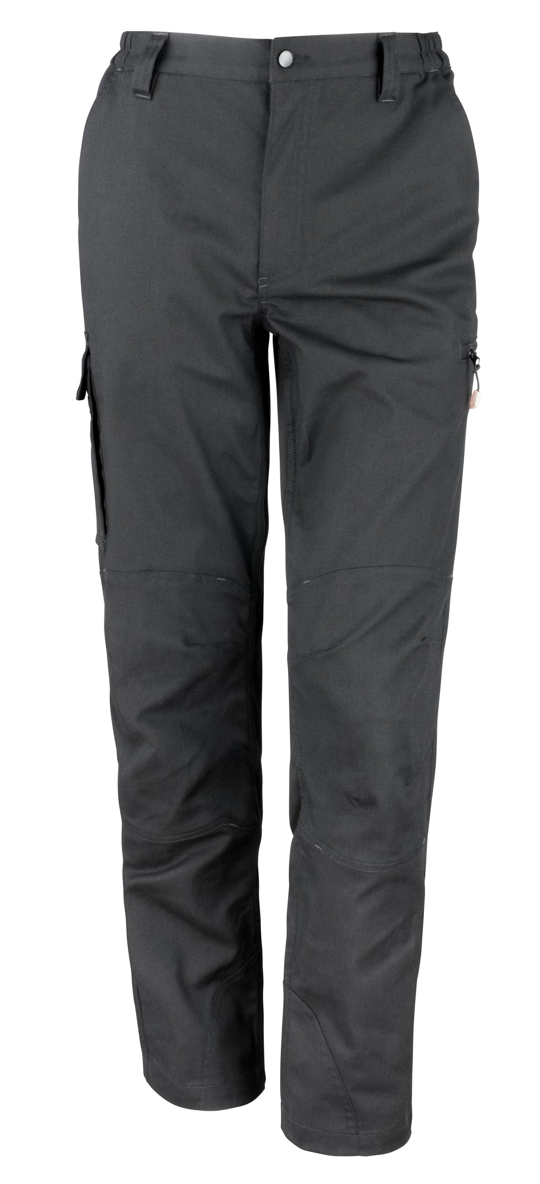 WORK-GUARD Sabre stretch trousers with Logo