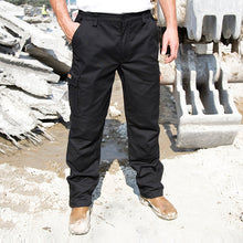 Load image into Gallery viewer, WORK-GUARD Sabre stretch trousers with Logo