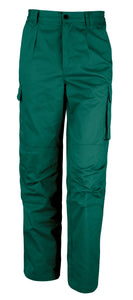 WORK-GUARD action trousers with Logo