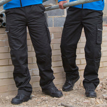 Load image into Gallery viewer, WORK-GUARD action trousers with Logo