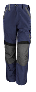 WORK-GUARD technical trousers with Logo