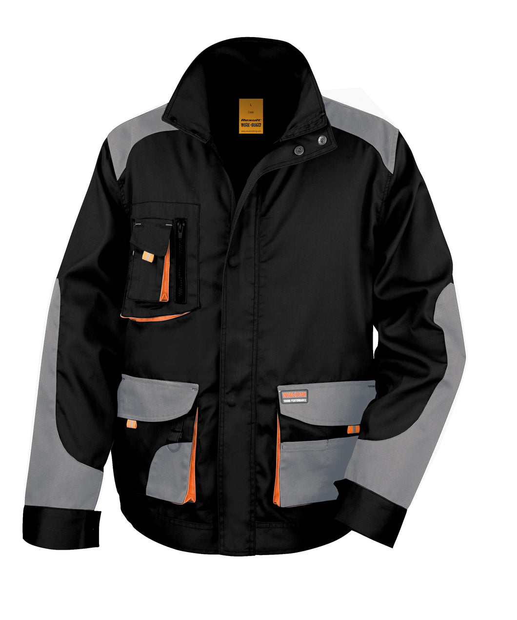 WORK-GUARD Lite Jacket with Logo