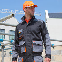 Load image into Gallery viewer, WORK-GUARD Lite Jacket with Logo
