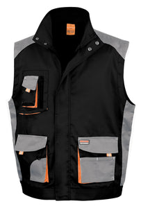 WORK-GUARD Lite Gilet with Logo