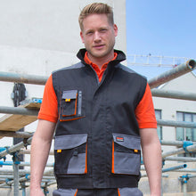 Load image into Gallery viewer, WORK-GUARD Lite Gilet with Logo