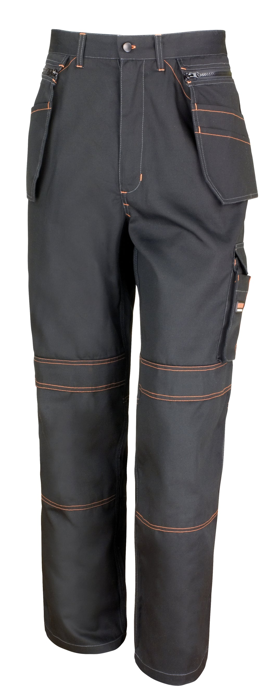WORK-GUARD Lite x over Holster Trousers with Logo