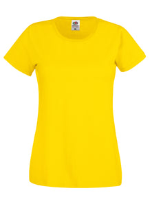 FRUIT of the LOOM Women's original T