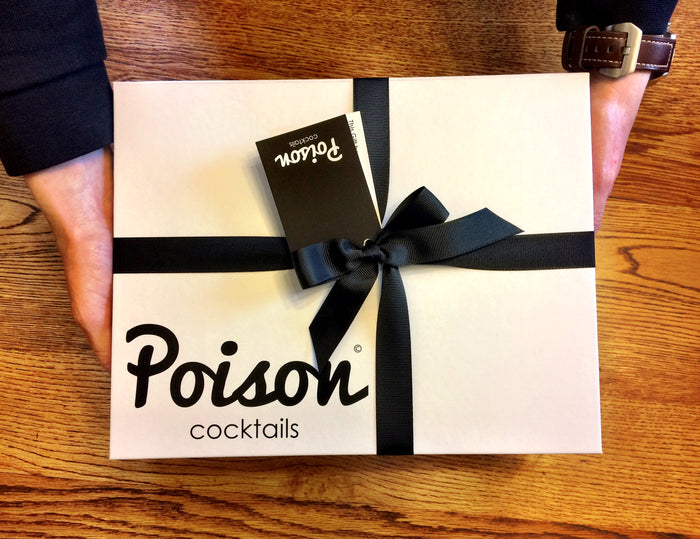 Love is a cocktail gift box