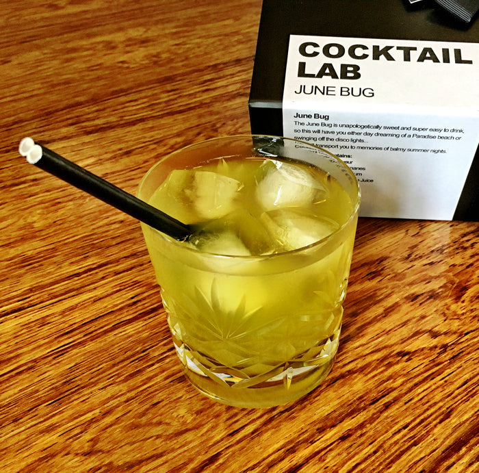 June Bug Cocktail