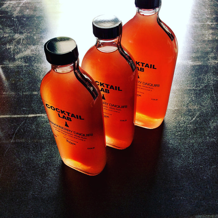 Poison Cocktails, our amazing tasting cocktails now available in bottles