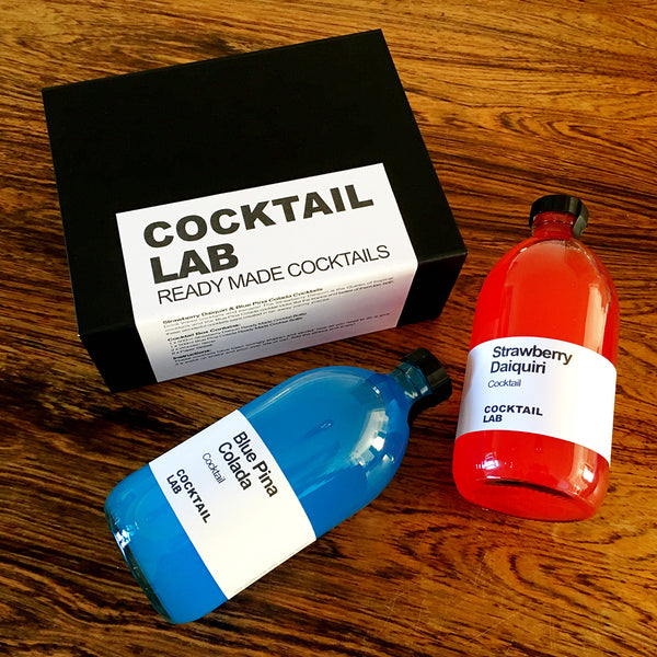 Ready Made Cocktails Gift Box