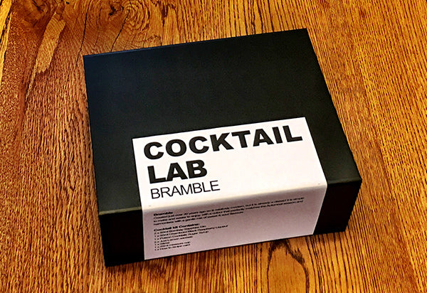 Bramble Cocktail Kit Gift Box without Ribbon