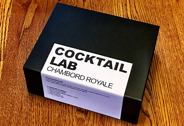 Chambord Royale Cocktail Gift Box