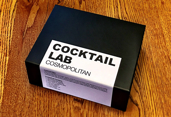 Cosmopolitan Cocktail Kit Gift Box