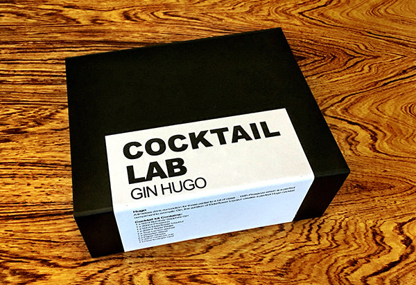 Gin Hugo Cocktail