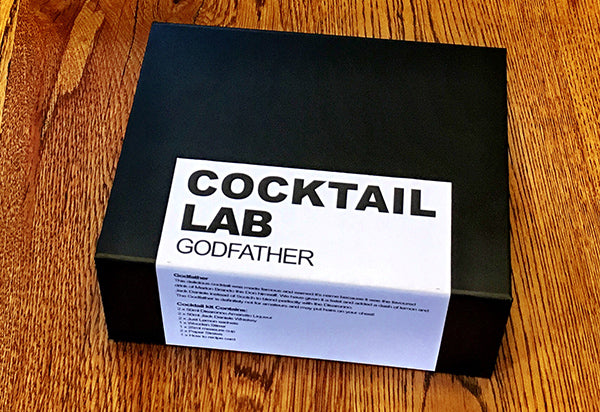Godfather Cocktail Kit Gift Box