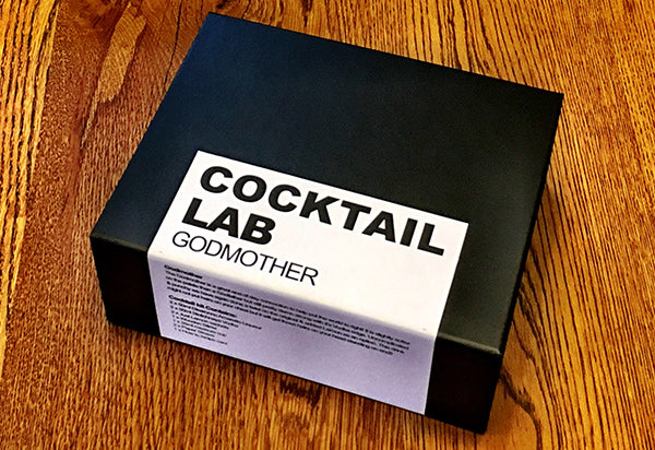 Godmother Cocktail Gift Box