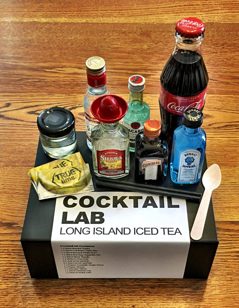 Long Island Ice Tea Cocktail Gift Box