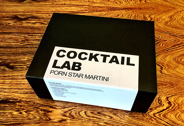 Porn Star Martini Cocktail