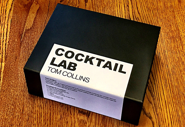 Tom Collins Cocktail Kit Gift Box
