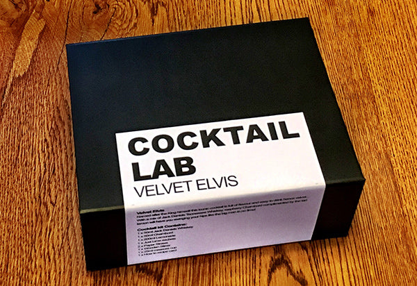 Velvet Elvis Cocktail Gift Box