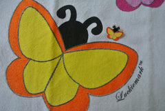 Butterfly Pin & Towel Set