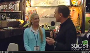 Luckiemark at the PGA Merchandise Show