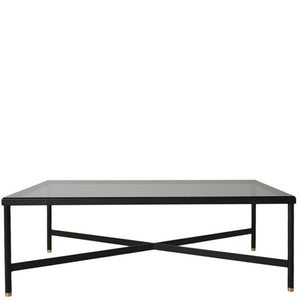 RECTANGULAR Glass Coffee Table