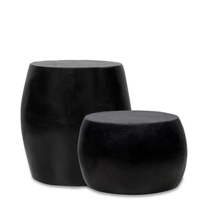 Ceramic Stools Black
