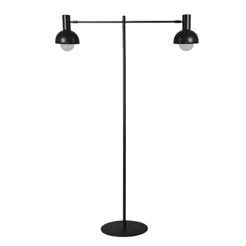 HANGMAN Floor Light Black