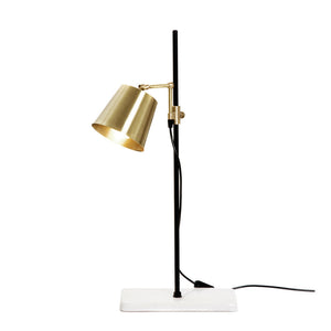 Lab Light | Brass